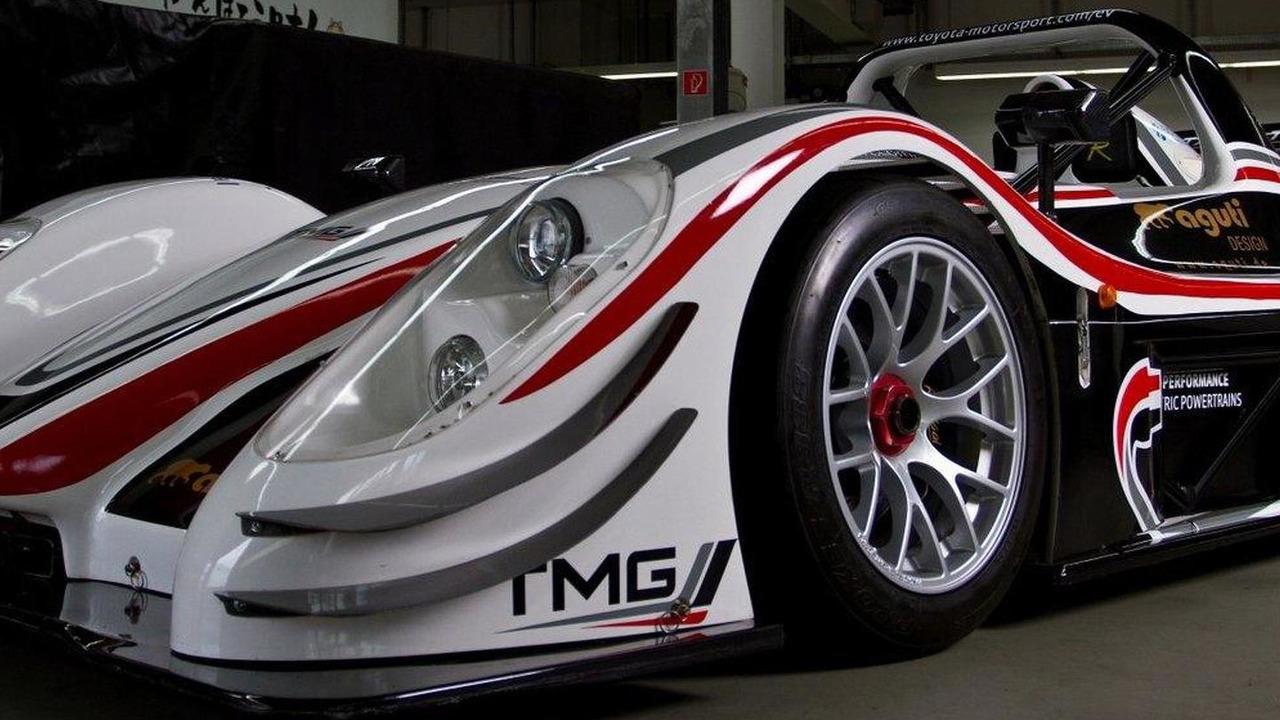 Toyota EV racer 30.8.2011