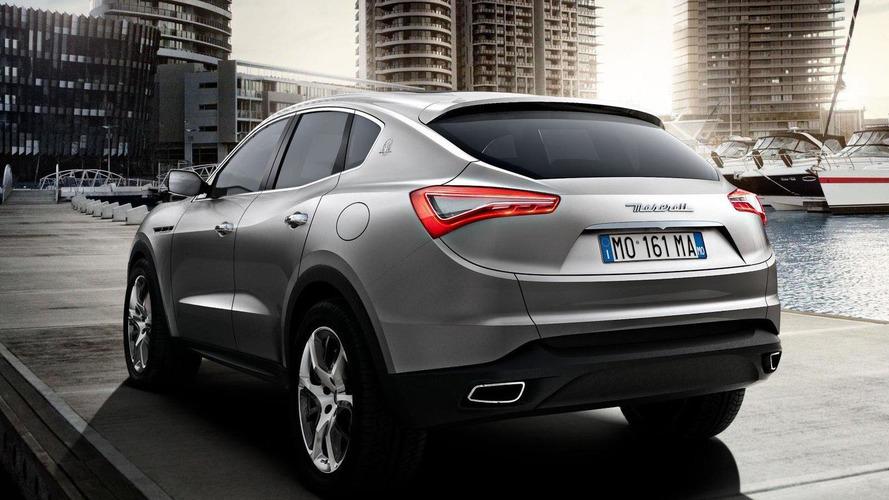 Maserati to battle Porsche and Bentley, not Ferrari