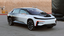 We take a ride in the Faraday Future FF 91 prototype