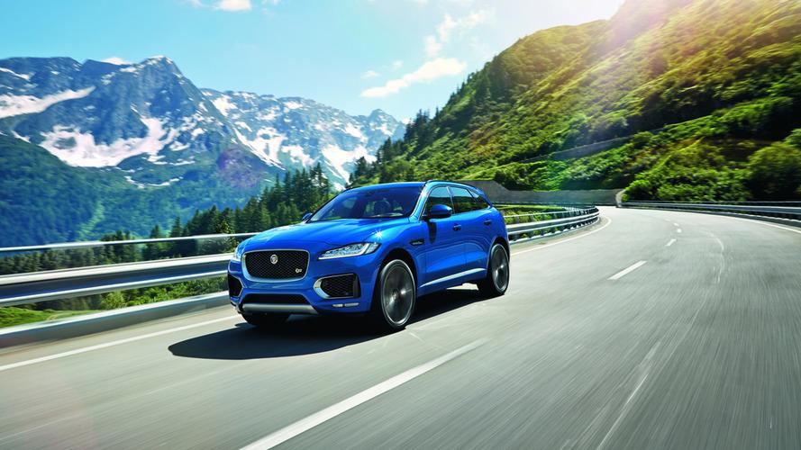 What makes the Jaguar F-Pace popular amongst women?