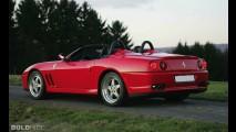 Ferrari 550 Barchetta Pininfarina