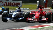 Schumacher stopped Ferrari move - Montoya