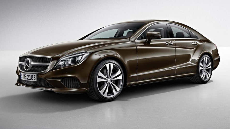 2015 Mercedes-Benz CLS facelift gains Sport and Night packages