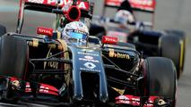 Grosjean still eyes move to top team