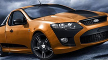 FPV Limited Edition Pursuit Ute unveiled with 428 PS