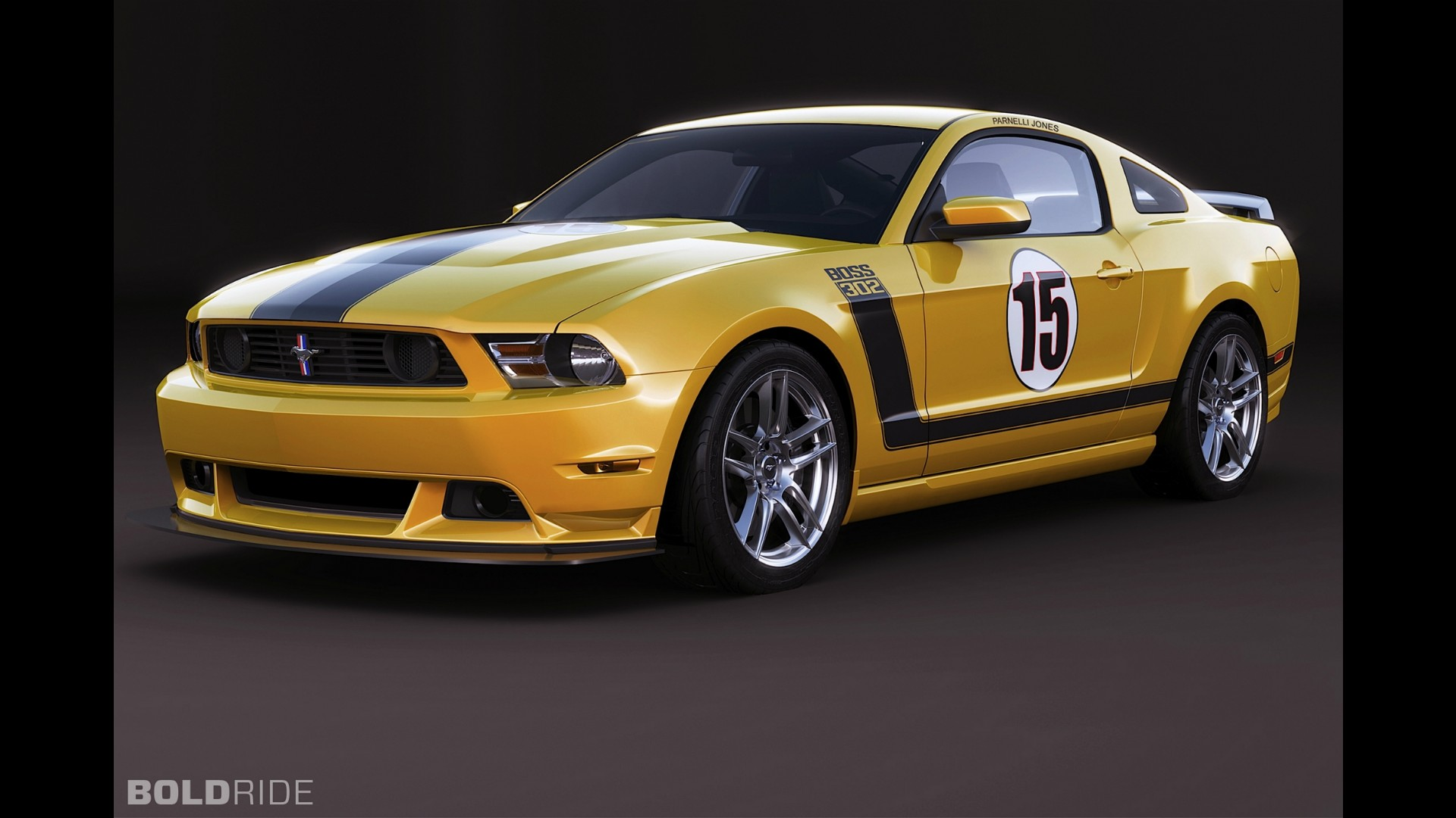 Ford Mustang Boss 302 Laguna Seca Limited Edition