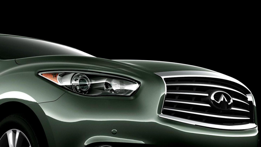 Infinit teaser no. 6 for the JX