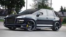 Mansory Announces Porsche Cayenne 955 Tuning Program