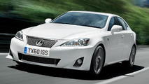 2014 Lexus IS to feature radical styling - report