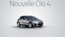 Alleged 2012 Renault Clio 4 image surfaces