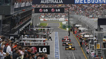 Vitaly Petrov (RUS), Renault F1 Team, Australian Grand Prix, Qualifying, 27.03.2010 Melbourne, Australia
