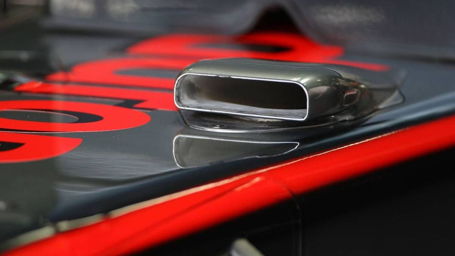 F-duct: McLaren call it RW80, Red Bull call it the 'f'ing duct'