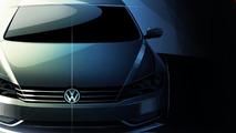 Volkswagen NMS sedan renderings 30.09.2010