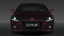 2013 Honda CR-Z revealed ahead of Paris debut