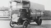 S.A.G. Gaggenau heavy-duty truck