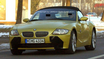 BMW Z4 Facelift Spy Photo