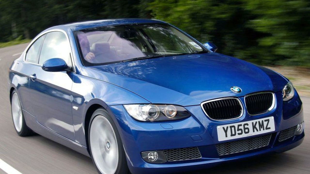 BMW 3 Series Coupe