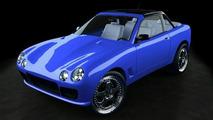 Fornasari Cars Presented Three New Cars in Geneva