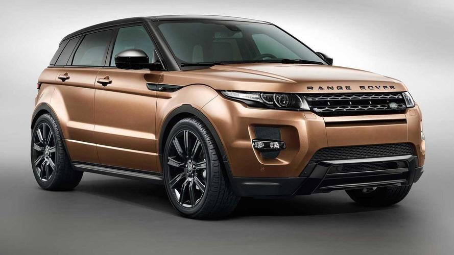 Land Rover Evoque_e project announced