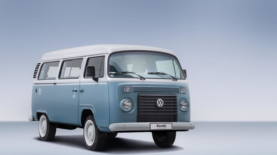 Volkswagen Kombi Last Edition celebrates the end of an era