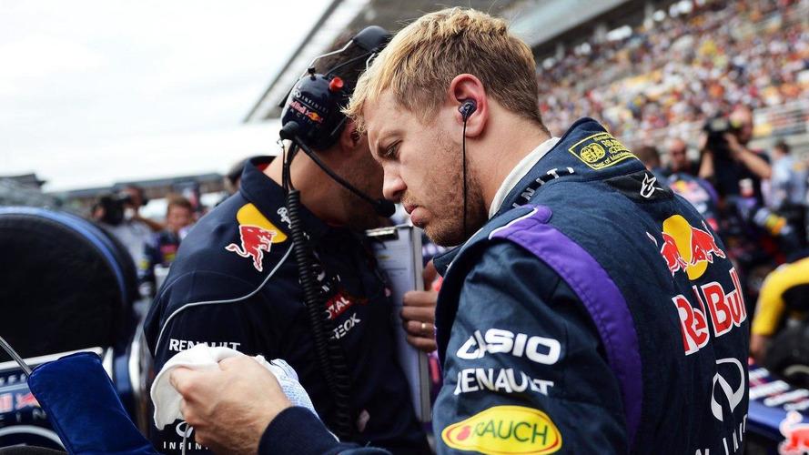 'No interest' in stopping boos on Twitter - Vettel