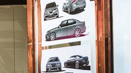 Swedish design firm posts mysterious Saab 9-3 photos
