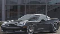 Jay Leno's 8.2L 600hp Corvette Z06 at SEMA