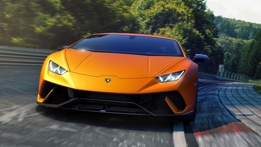 Lamborghini has proof that it broke the Nurburgring lap record