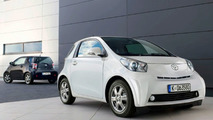 Production Toyota IQ