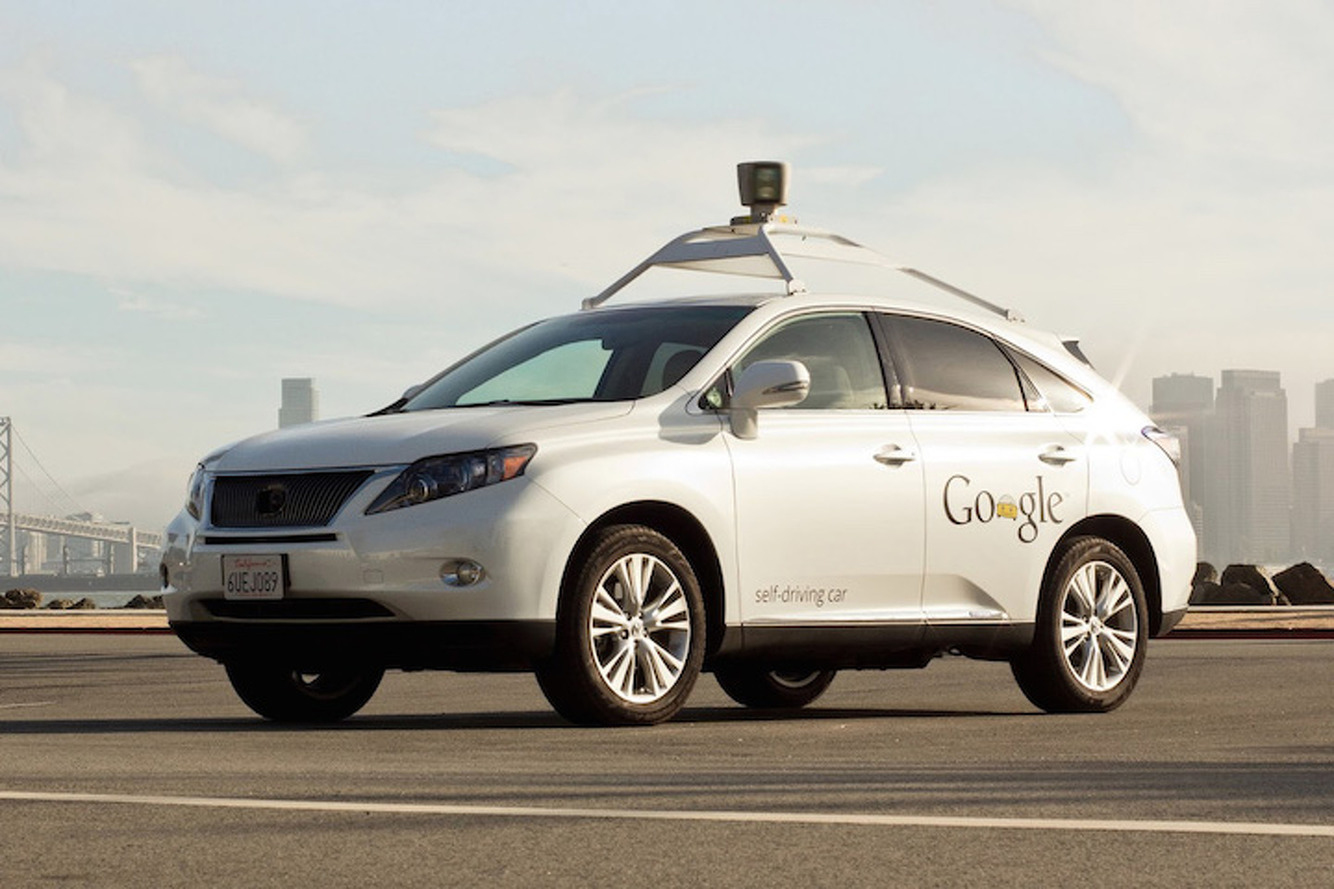 Google Self-Driving Car Involved in an Accident with Injuries