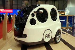 Air-Powered Car Could Deliver Green-Friendly Driving (If We Ever See It)