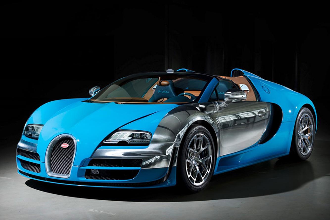 Rare 1-of-3 Bugatti Veyron Meo Costantini Surfaces in Dubai
