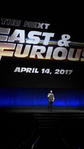 Vin Diesel says Furious 8 will be out on April 14, 2017