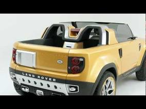 2011 Land Rover DC100 Sport Concept