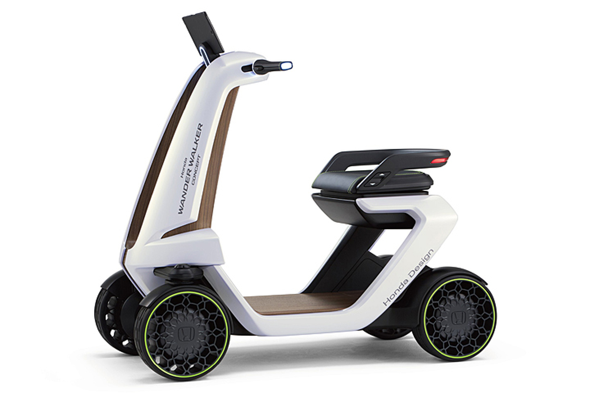 "Honda ""Wander"" Concepts Preview a Bright Future for Personal Mobility"
