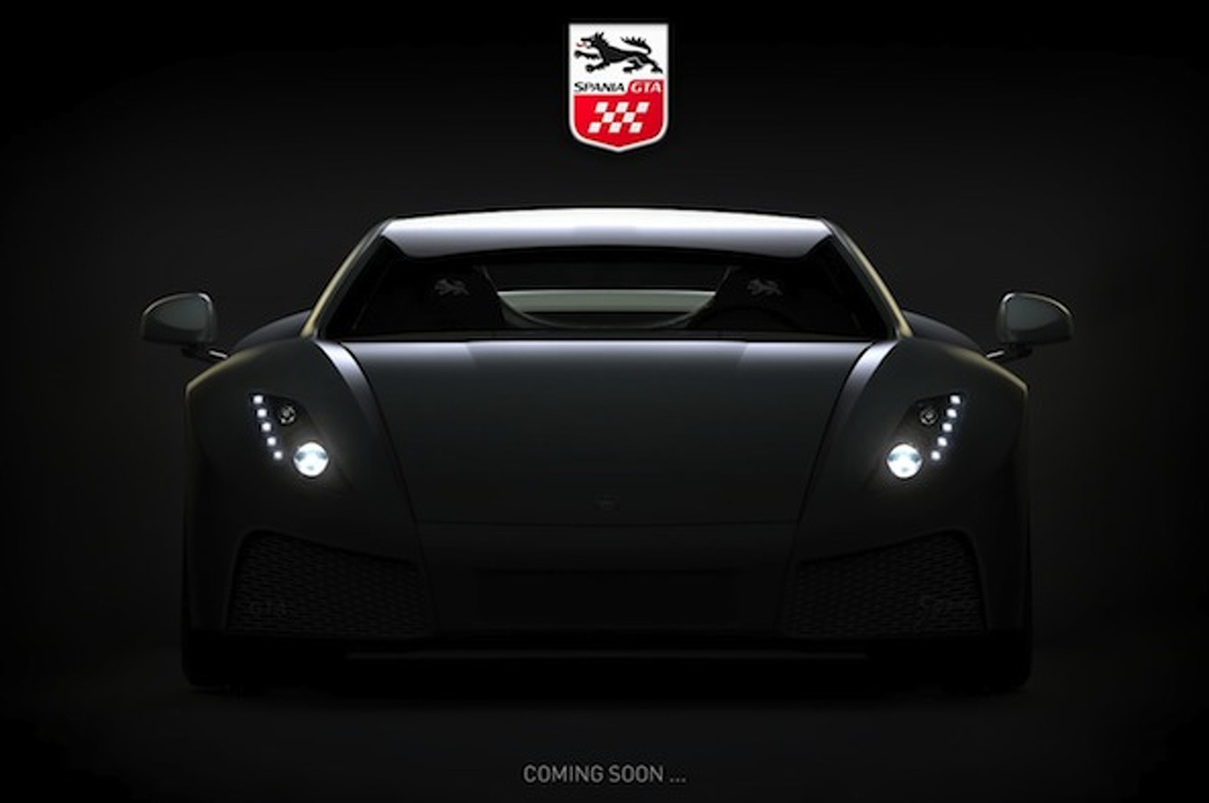 Updated GTA Spano Headed to Geneva with 900 HP