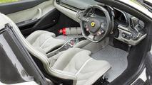 Ferrari 458 Spider for Goodwood 05.7.2013