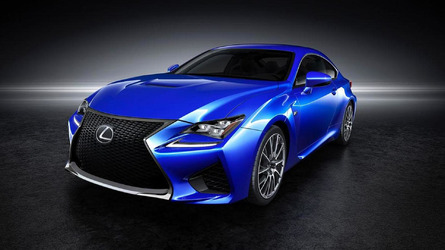 2015 Lexus RC F pricing & performance specifications released