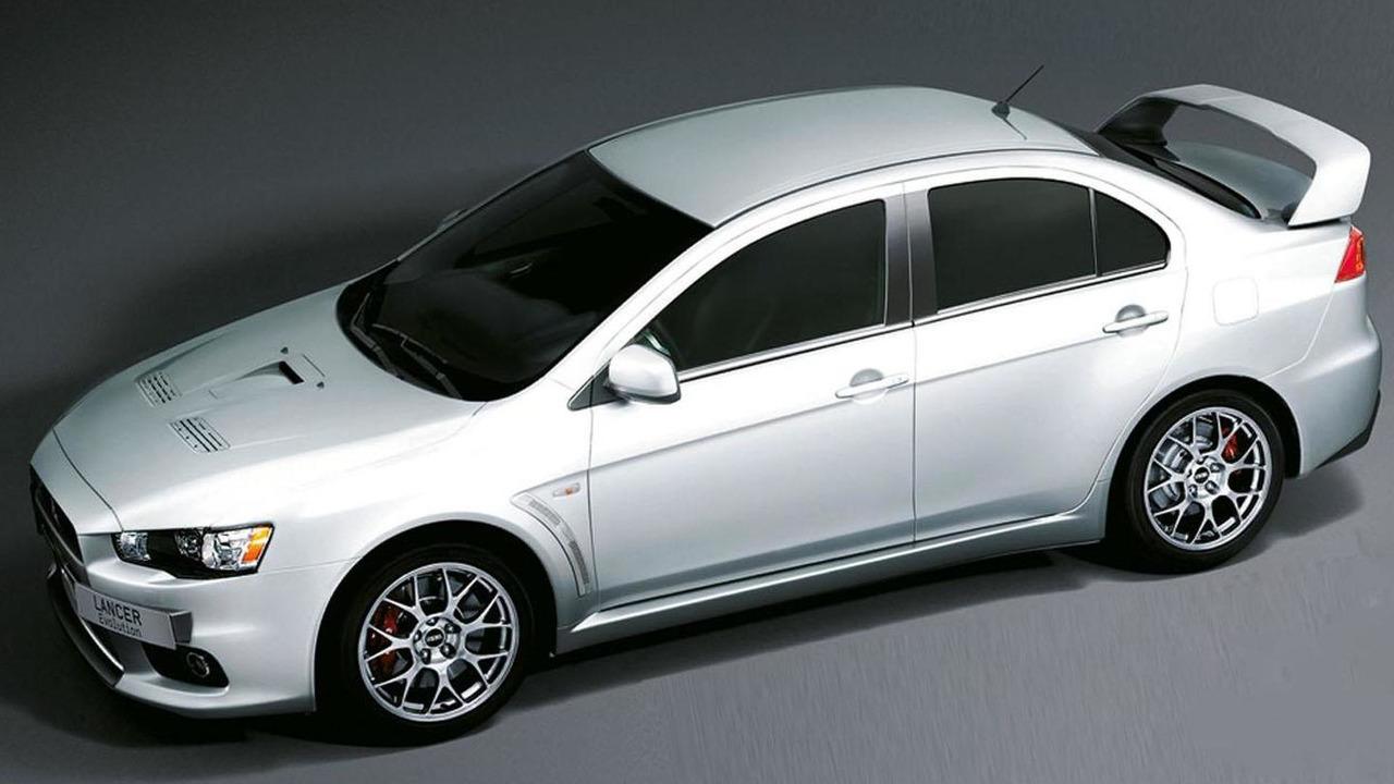 Mitsubishi Lancer Evolution X FQ-440 MR special edition