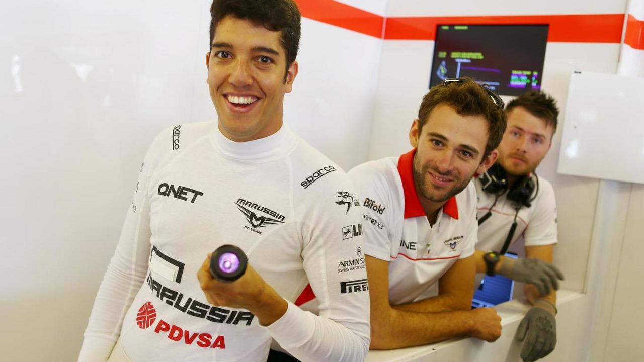 Rodolfo Gonzalez 01.11.2013 Abu Dhabi Grand Prix