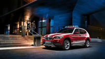 BMW X1 xDrive20d as a station officer vehicle for the fire brigade