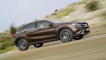 2014 Mercedes-Benz GLA 14.08.2013