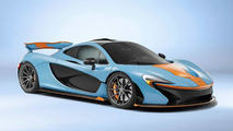Mclaren to use P1's hybrid tech on lesser models soon; P1 successor due in 10 years