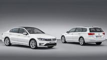 Volkswagen Passat GTE Sedan starts from €44,250 in Germany; Variant costs €45,250