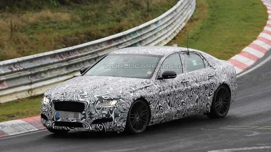 2016 Jaguar XF to spawn a long-wheelbase variant