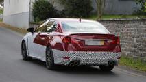 2016 Lexus GS F spy photo