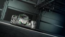 Sebastien Loeb previews LMP3 race car for 2015 season