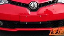 2014 MG5 sedan spy photo