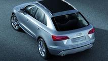 Audi Cross Coupe Quattro Concept