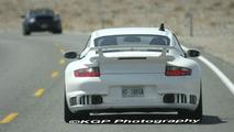 Porsche GT2 Spied in the Desert